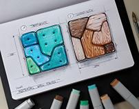 Design Sketches & Illustrations 2018 (Part 2)