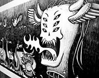 hell illustrations