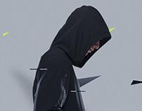 ACRONYM - Website design concept
