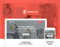 KWORKS LAB Design by SHERPA