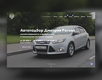 Автоподбор Дмитрия Рогова