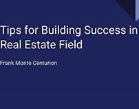 Frank Monte, Centurion Owner:Keys to Building a Website