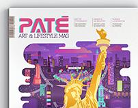 PATÉ   Art & Lifestyle Magazine
