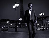 Italian Fashion Men's Suits Shooting