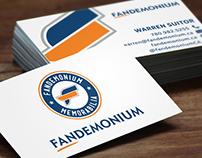 Fandemonium Brand Identity