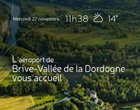 Aéroport de Brive - Vallée de la Dordogne