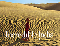 Incredible India - Redesign (Website Redesign)