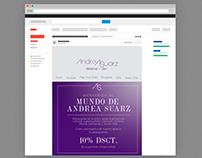 Mailing Design - andreasuarz.com