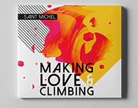 CD Cover Design with Paula Scher design inspiration