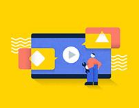 Tutorial Video Blogspot