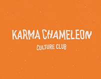 Karma Chameleon Lyric Video