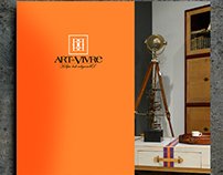 Catalog for Art de Vivre company