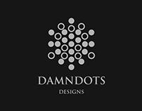 Logo for Damn Dots