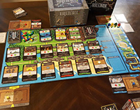Havenfall Board Game