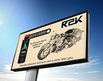 R2K Deodorant Poster