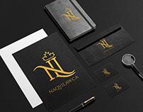 Naqvi Law - Branding & Web Design