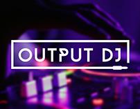 Output DJ Logo