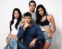 The Denim Project | Tanner, Maria, Garrett and Taylor