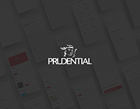 Prudential Health Monitoring App