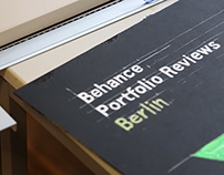 Behance Portfolio Reviews at ESDIP Berlin, May 2017