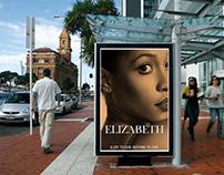 """Cartaz de filme: """"Elizabeth"""" - março/2019"""