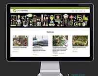 Web de horticultura Green servitus