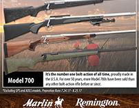 Marlin Remington Email Marketing Ad