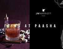 FLING AT PAASHA - JW MARRIOTT, PUNE
