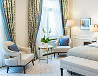 Fairmont Hotel in Hamburg | BRABBU furniture