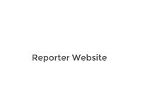 RIT Reporter Website