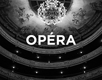 OPÉRA NATIONAL DU RHIN / Edition & Graphisme