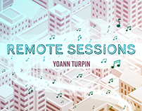 Remote Sessions | Yoann Turpin