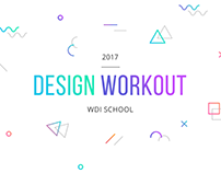 Design Workout WDI 2017