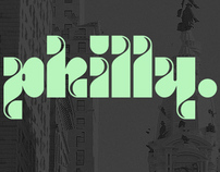3 typefaces: Multivac, Shingo, Unoa