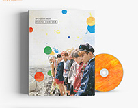 BTS 'Young Forever' Special album redesign
