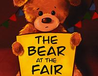 The Bear at the Fair- Children's Book Illustration