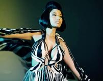 Roberto Cavalli- Nicki Minaj