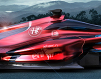 Alfa Romeo Back to Formula 1