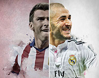 Atletico-vs-Real Madrid