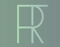 Rocheray & Tessi. Diseño de identidad.