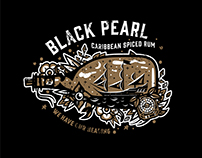 Black Pearl Caribbean Spiced Rum