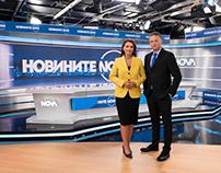 NOVA - TV Studio