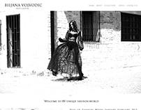 Biljana Vojvodic Haute Couture