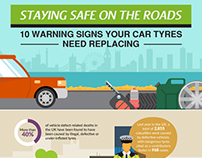 10 Warning Signs Your Car Tyres Need Replacing