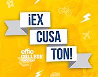 EXCUSATÓN - BANCOLOMBIA (EFFIE COLLEGE 2016)