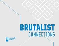 Livro - Brutalist Connections
