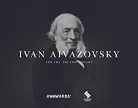 Ivan Aivazovsky — Anniversary website