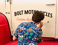 Bolt Motorcycles Truck