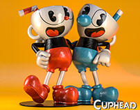 Cuphead Fan Art
