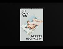 OH OKAY FUN Calendar   POOL publishing